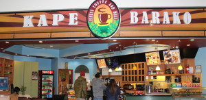 Kape Barako is located inside Deerfoot Mall. Here you can find hot beverages and goodies such as gulaman, taho, fishballs and kwek kwek (fried batter quail egg).