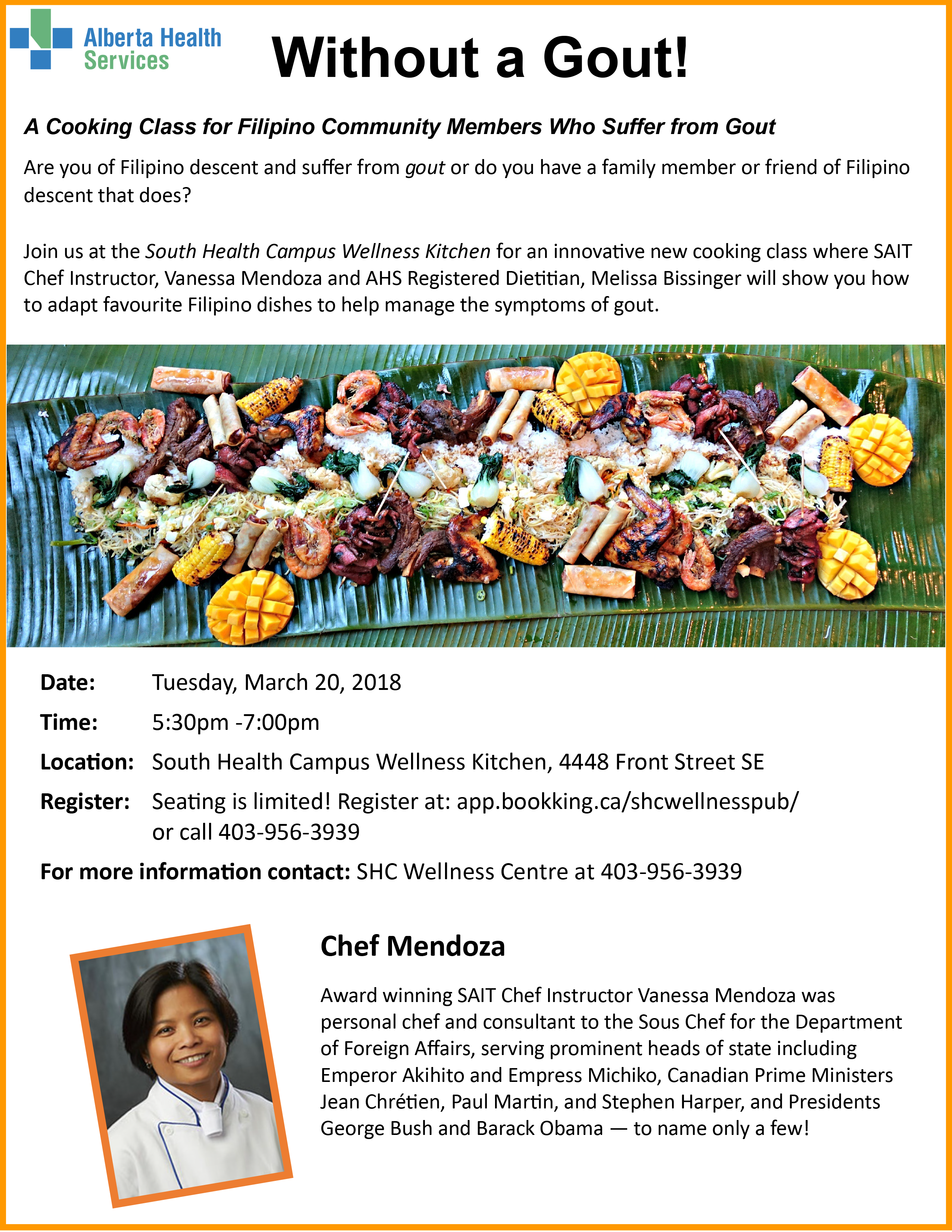 Learn To Eat Without A Gout Mabuhay News Calgary